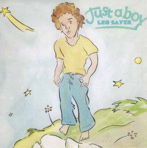 LEO SAYER WHEN I CAME HOME THIS MORNING (chrysalis records, 1974)