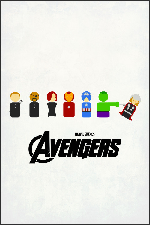 The Avengers by Amogh