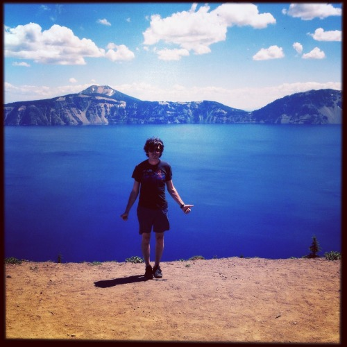 Crater Lake! California we are coming to you next! 4 shows in a row. Get tickets and info at http://www.facebook.com/farewelldrifters/app_123966167614127