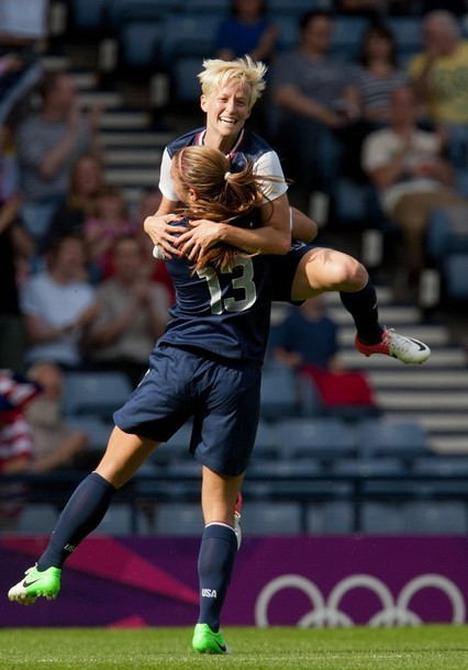 1st pinoe leap of the games <3