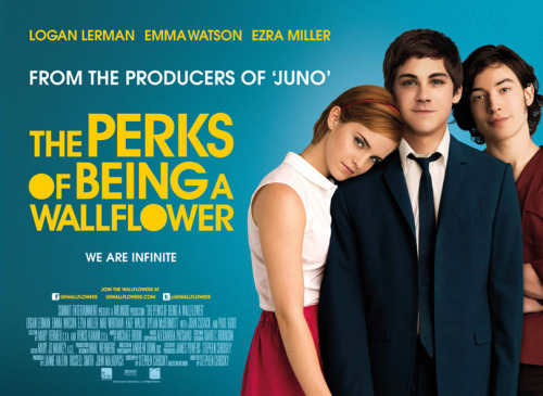 The Perks of Being A Wallflower UK