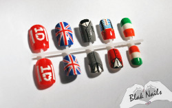One Direction nails now available here.