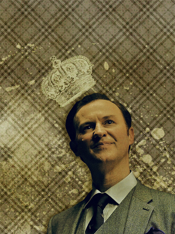fyeahmycroft:  God Save the Queen