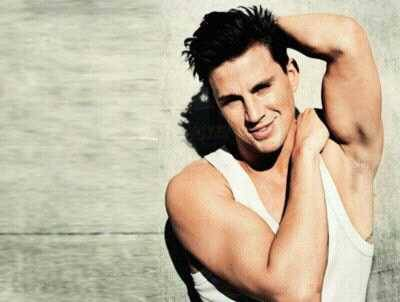 CHANNING TATUM CAN COME GET IT