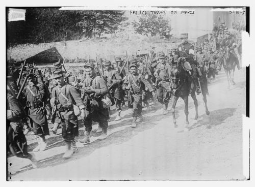 "July 28, 1914:  Austria-Hungary Declares War on Serbia, Starts WWI On this day in 1914, Emperor Franz Joseph of Austria-Hungary declared war on Serbia in response to the assassination of Archduke Franz Ferdinand, heir to the throne of the Austro-Hungarian Empire.  The ""domino effect"" of alliance obligations that ensued effectively started World War I. See exactly how the beginning of the war played out and the events leading up to it in The Great War's WWI Timeline."