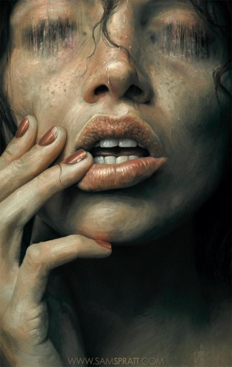 "thecomplexmedia:  Creative Pick of the Week: ""Eaten"" by Sam Spratt"
