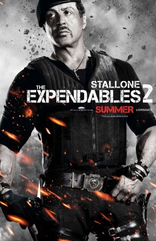 "I am watching The Expendables 2                   ""There's something this movie needs… Steven Seagal, Denzel Washington and a scene were Chuck Norris fights Godzilla. *starts writing screenplay* ""                                            302 others are also watching                       The Expendables 2 on GetGlue.com"