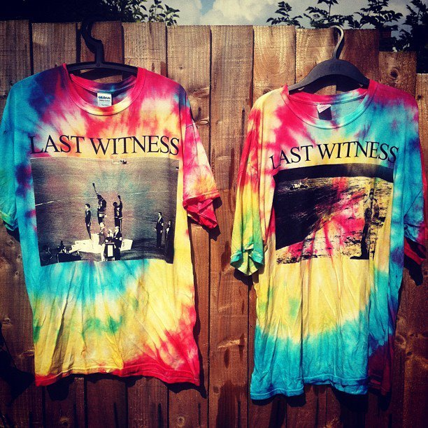 newpunkera:  did some sweet tie-dying today!