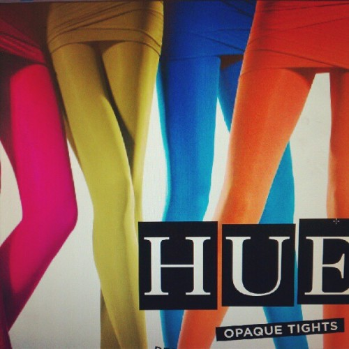 rm-creativity:  #Hue #color # blue #pink #green #Orange #tights (Taken with Instagram)