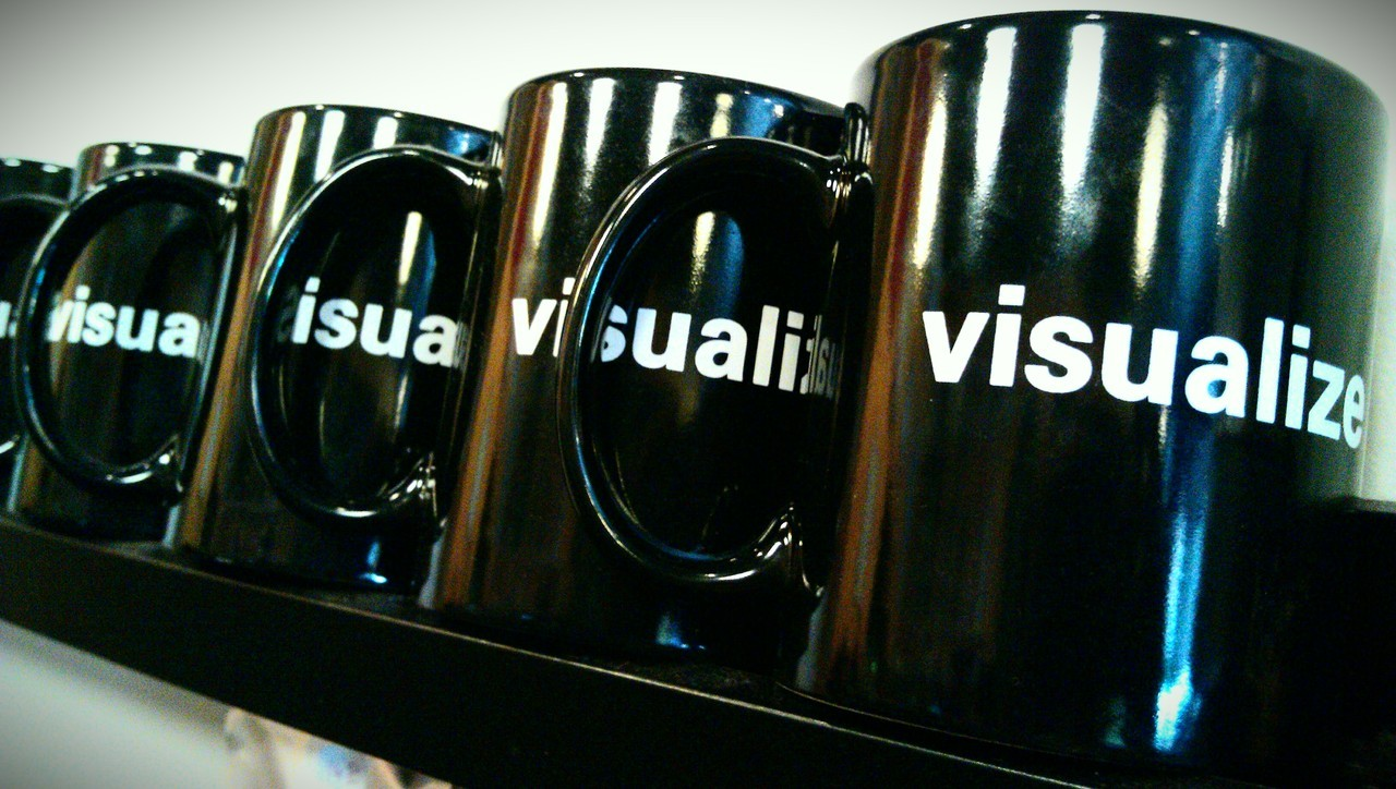 "Mugs (""Visualize""), 77th Street."