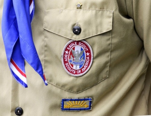 "thepeoplesrecord:  Eagle Scouts send their medals back to Texas in protestJuly 25, 2012  Last Thursday, Martin Cizmar of Williamette, Oregon penned a letter to the Boy Scout bosses in Irving, Texas to voice his vehement opposition to their policy banning gay scouts and scout leaders. The Scouts early last week had officially reaffirmed their position after ""a confidential two year review,"" a position that has remained controversial since the U.S. Supreme Court had upheld it in 2000. Cizmar's letter pinballed around social media, where I read it. It says, in part:  I am not gay. However, I cannot in good conscience hold this badge as long as BSA continues a policy of bigotry. Though I didn't know it at the time, I was acquainted with a number of gay scouts and scouters. They were all great men, loyal to the scout oath and motto and helpful to the movement. There is no fair reason why they should not be allowed to participate in scouting. I suspect you know this too. I don't want to be an eagle scout if a young man who is gay can't be one too. Gentlemen, please do the right thing.   Cizmar's simple act of defiance lit a fire under several other Eagle Scouts and now the medals are beginning to pile up down there in Irving, Texas. There's Christopher Baker: ""It is a stain on the otherwise exceptional reputation of the Boy Scouts of America. You and the current leadership at the national level should 'be prepared' for significant fall-out from this decision."" There's Leo A.P. Giannini: ""I don't want to have my son or daughter one day say to me, 'Did you know you were a member when the Boy Scouts used to not allow gay people to join?'"" There's Peter Straub and Rob Tornoe and Matthew Hitchens, and the list is growing.   The Scouts' marketing logo is ""Prepared for Life."" Really? How does fostering a peer group without a diversity of sexual orientations prepare young men for life? The Girl Scouts of America have given up their homophobic ways, but the Boy Scouts of America are swiftly becoming out of step with broad cultural shifts and its own elite may very well lead the charge to end the bigotry. It's time for you high profile Eagle Scouts to start sending your medals back too. Steven Spielberg, we're looking at you. When you're ready, here's the address. Source  Being an Eagle Scout means a lot to me, and I am proud to talk about how positive my scout experience was. As an atheist of Middle-Eastern descent, I was supported by my mostly Christian and White troop in San Diego, and was told by the board that reviewed my candidacy that I was ""the most qualified scout they had ever encountered."" It was incredibly humbling, and one of the most powerful experiences in my life.  Now here I am, ashamed of the bigotry that the Scouts have become associated with. I don't know if I will return my commendation or if I will send it in, but I know I will be writing a letter imploring the National Council to grow up and embrace scouts of different colors and orientations. I'll probably post it here when I do."