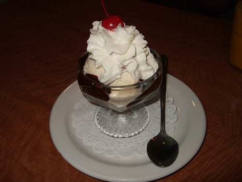 Happy Hot Fudge Sundae Day!