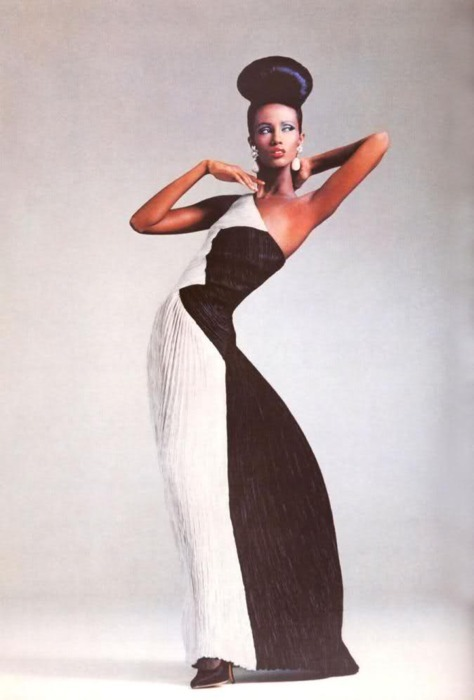 Happy Birthday to the fierce and fabulous Iman!  Wish her a happy one at @The_Real_IMAN