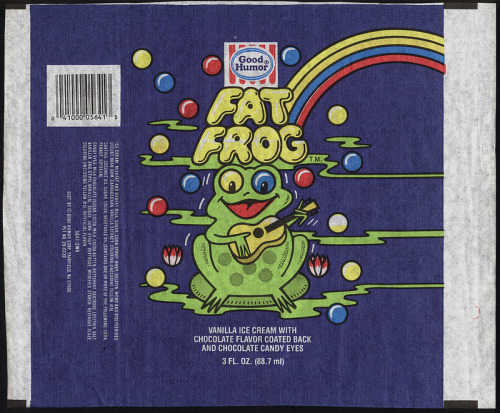 imremembering:  Fat Frog [Flickr c/o Jason Liebig]