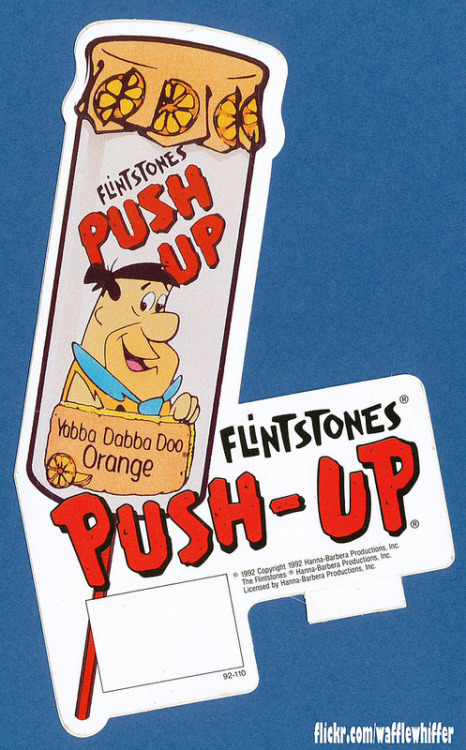 Flintstones Push-Ups [Flickr]