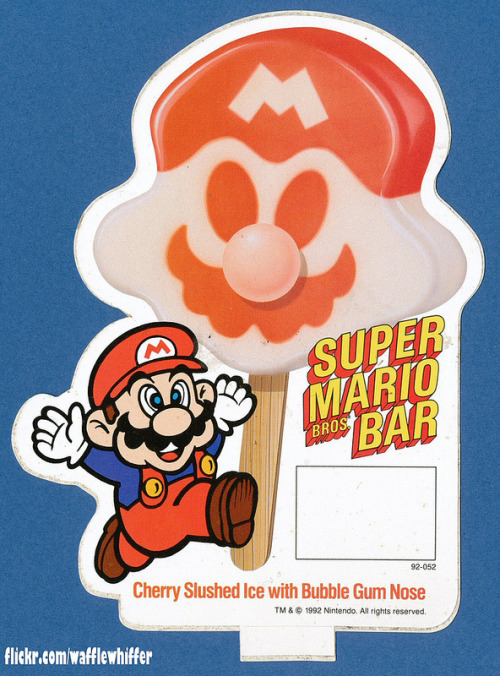 Super Mario Bros Bar  [Flickr]