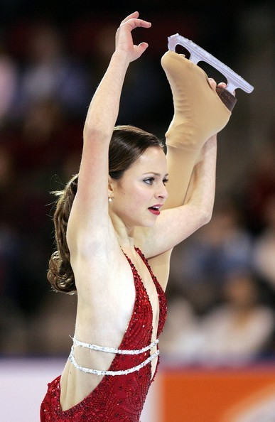 beautiful-shapes:  Sasha Cohen Marshalls U.S. 2006