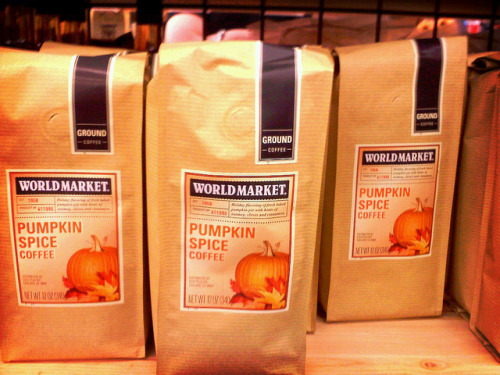enchanting-autumn:  Pumpkin Spice Coffee by @tryjen on Flickr.