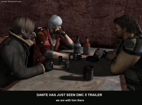 metalbeauty1724:  Dante saw DmC trailer by ~reorain
