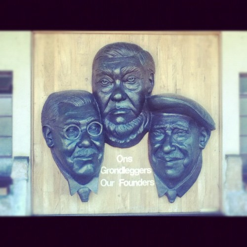#Kruger founders #africa #safari #travel (Taken with Instagram)