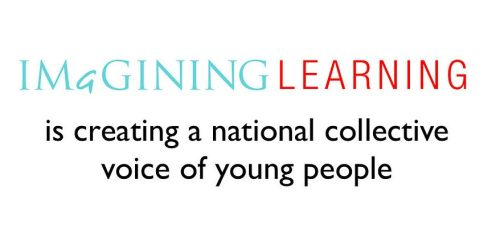Imagining Learning Creating a National Collective Voice of Youth People On Education.  Follow Imagining Learning On Facebook