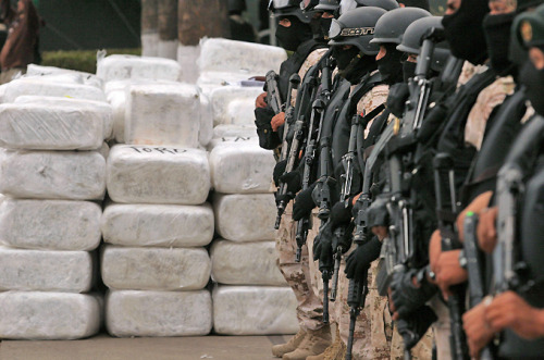 "Mexican official: CIA 'manages' drug trade  Juarez, Mexico - The US Central Intelligence Agency and other international security forces ""don't fight drug traffickers"", a spokesman for the Chihuahua state government in northern Mexico has told Al Jazeera, instead ""they try to manage the drug trade"". Allegations about official complicity in the drug business are nothing new when they come from activists, professors, campaigners or even former officials. However, an official spokesman for the authorities in one of Mexico's most violent states - one which directly borders Texas - going on the record with such accusations is unique. ""It's like pest control companies, they only control,"" Guillermo Terrazas Villanueva, the Chihuahua spokesman, told Al Jazeera last month at his office in Juarez. ""If you finish off the pests, you are out of a job. If they finish the drug business, they finish their jobs."""