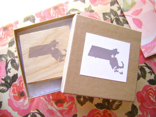 customize your save-the-dates with home state love <3