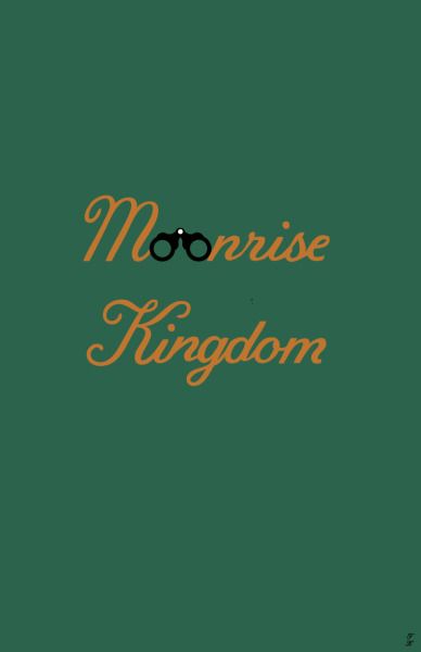 minimalmovieposters:  Moonrise Kingdom by Forest Knauff