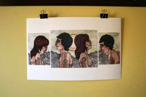 "I offer both of these as large prints. Would anybody be interested if I offered them in smaller, more affordable sizes? Perhaps 10"" x 8""?"