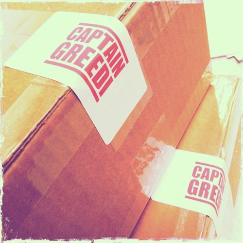 Pushing units! #GetGreedi (Taken with Instagram)