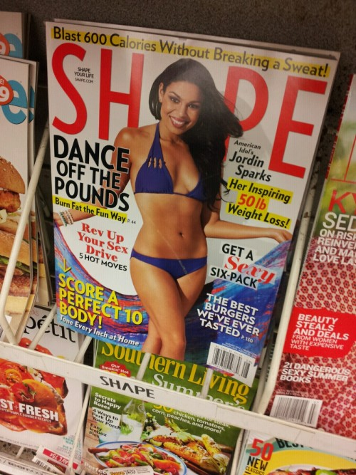 What?! Look at Jordin Sparks…hotness overload