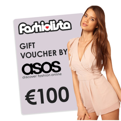 Who loves ASOS? We are giving away 11 x €100 gift vouchers to spend online at this cool webshop! Join here »