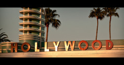 Hollywood Sunrise… Hollywood Style by Scott Smith (SRisonS) on Flickr.