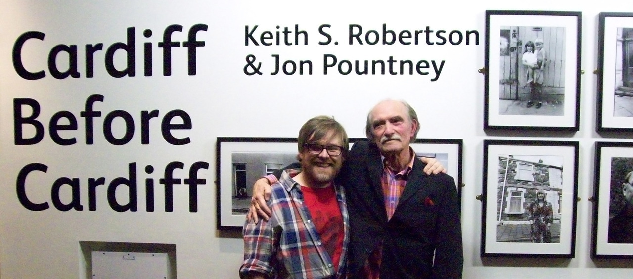 Me and Keith and the opening!