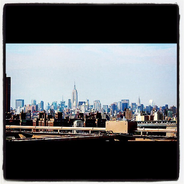 My view from Brooklyn. #esb #empirestatebuilding #instagrammers #instago #pic #picoftheday #view #brooklyn #empirestatebuilding #photo #nyc #summer #afternoon #newyorkcity #bk #shot #igaddict #bridge #instagood #instahub #city #snapshot #statigram #webstagram #bestoftheday (Taken with Instagram at Brooklyn)