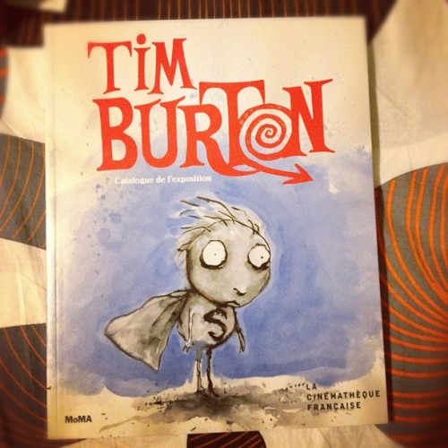 Regalo di amore @bloodymei ❤ #timburton (Taken with Instagram)