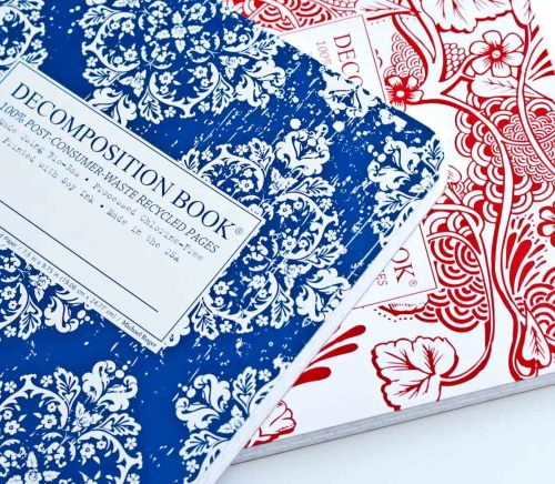 We've got two new patterns of our popular Decomposition Notebook online now. :)