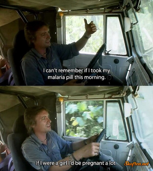 b3h3moth:  And this is why I love Top Gear  Silly hamster!