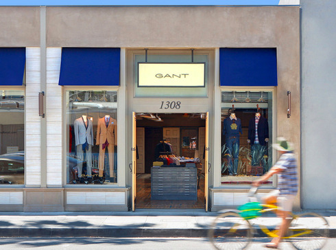 "GANT Rugger Opens on ""The Coolest Block in America"" Beach bound in Venice? You can now snag a pair of GANT Rugger's signature washed down staples on your way."