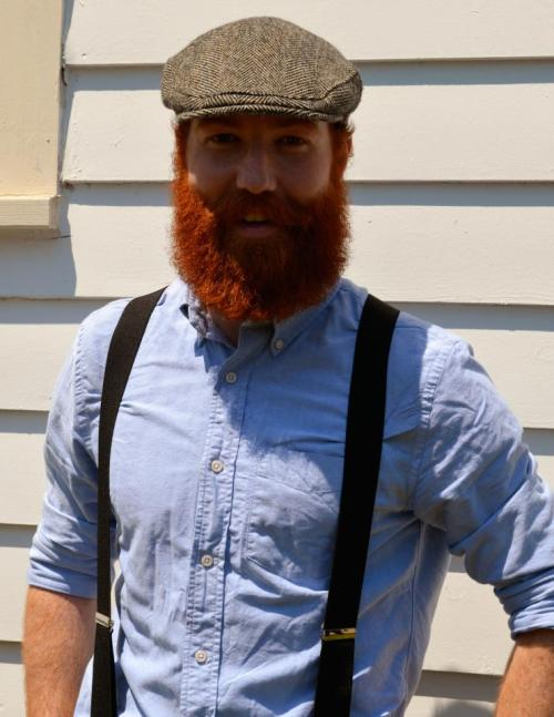 thebeardoftheday:  Beard of the Day Submit your beard. http://www.facebook.com/beardoftheday