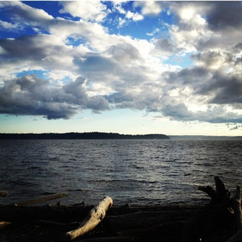 #beach #PNWstyle (Taken with Instagram)