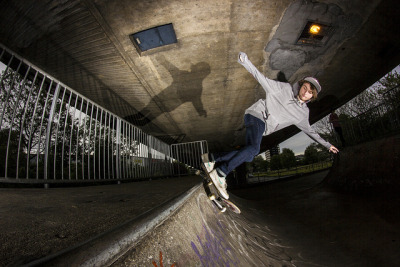 James Carr - Backside Smith Grind by OrmstonPhotography2012 on Flickr.