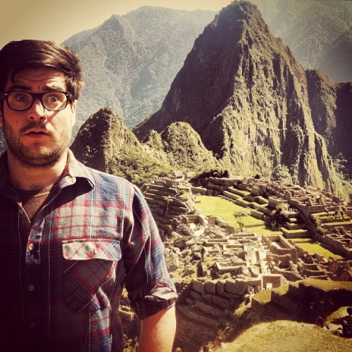 Taken with Instagram at Machu Picchu