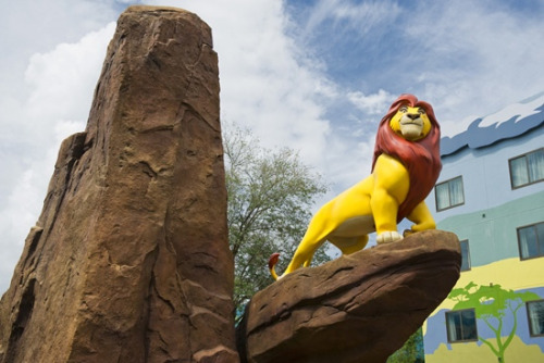 filmgeek101:  Disney's new animation resort