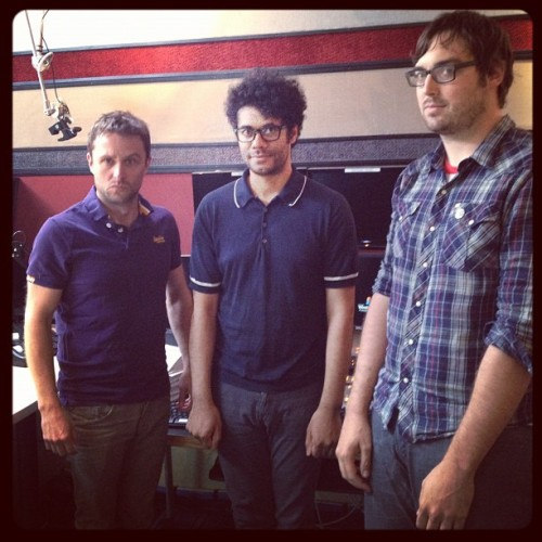 heatburg:  Richard Ayoade on the Nerdist podcast. Yay!!