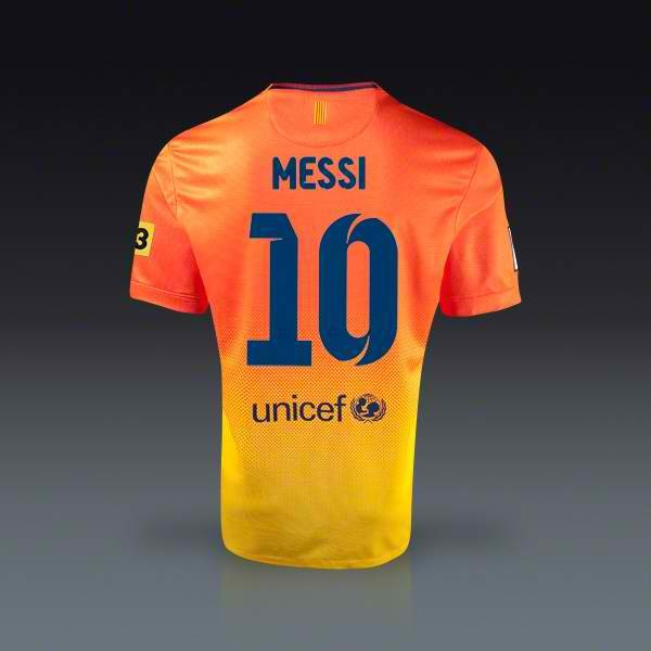 New color scheme for 12/13 Barcelona away uniform. Love it or hate it?