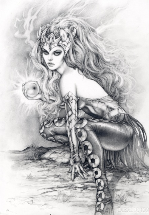 lulubonanza:  Drawn By Arantza Sestayo Site