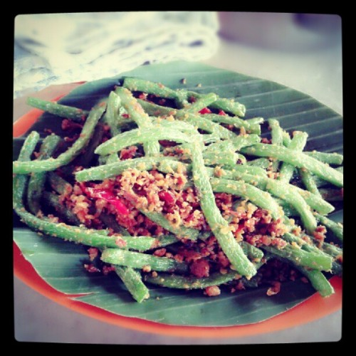 Fried Bean #Indonesian #culinary #instadaily #instaphoto #instadroid #instagram #fairlygirl85 (Taken with Instagram)