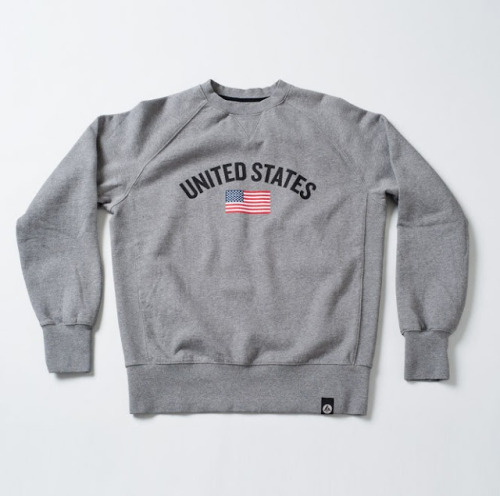 American Giant. Makers of the best sweatshirt ever. via Alex Grant