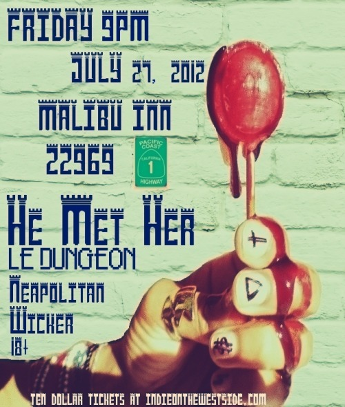 ∆∆∆∆ MALIBU INN SHOW FRIDAY JULY, 27TH ∆∆∆∆